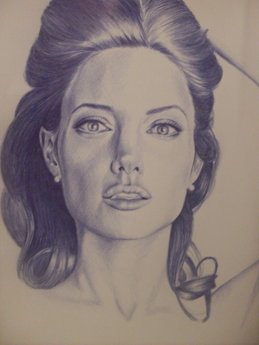 Angelina Jolie by caban2104
